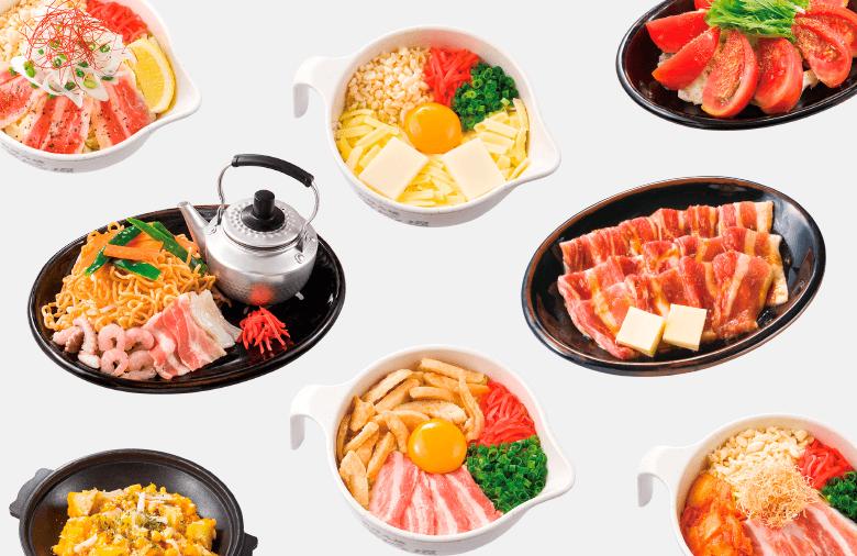 ステーキ・お好み焼き食べ放題 熱狂道とん堀 新宿歌舞伎町店